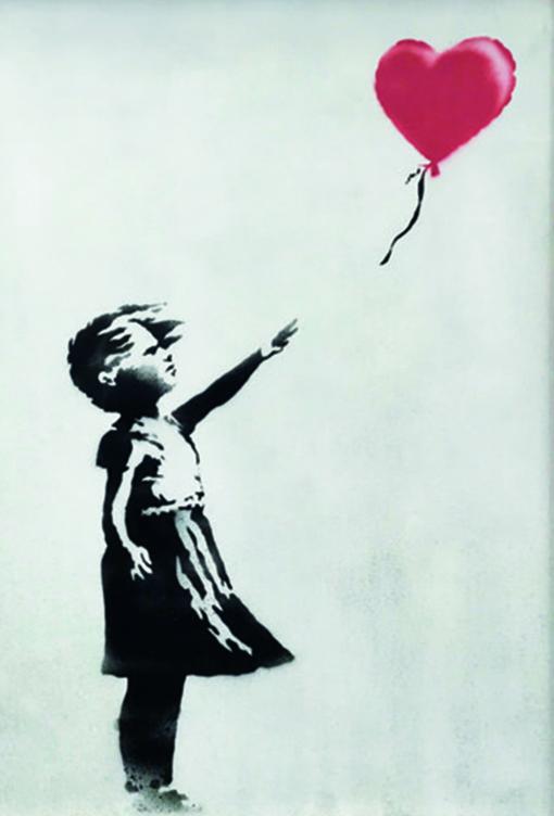 17 maart 2021 lezing door John Lommen over Banksy: Een culturele stuntman
