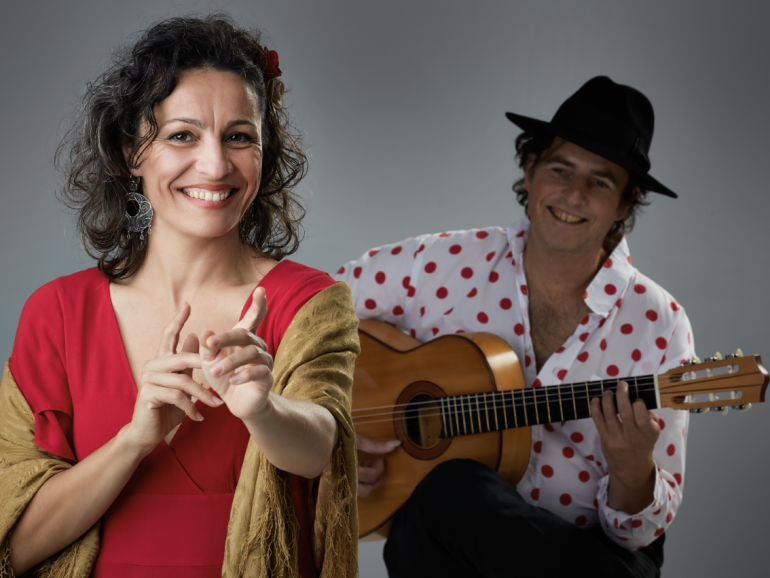 28 maart 2021 Mónica Coronado & Manito